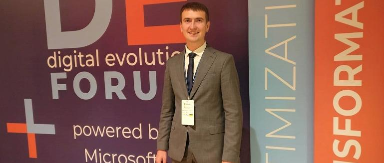 SmartEAM взяв участь у Digital Evolution Forum